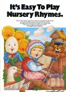 It's Easy To Play Nursery Rhymes - 3000 Ft - Teszvesz.hu kép