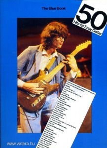 50 Hits for Easy Guitar - The Blue Book - 5000 Ft - Teszvesz.hu kép
