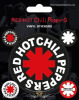 RED HOT CHILI PEPPERS . Vinyl stickers. matrica szett