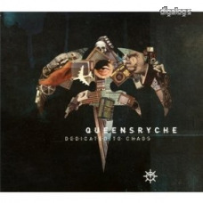 Queensryche Dedicated To Chaos Deluxe Edition CD - Metal - CD-k kép