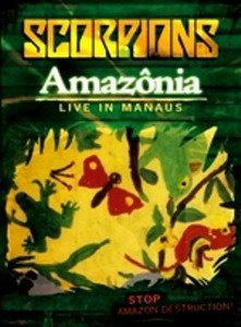 SCORPIONS - Amazonia Live In The Jungle DVD - 5461 Ft - Teszvesz.hu kép