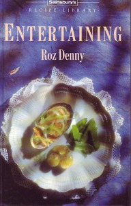 Roz Denny: Entertaining - 1000 Ft kép
