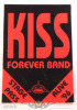 KISS FOREVER BAND. ALIVE 1996. Stage pass.