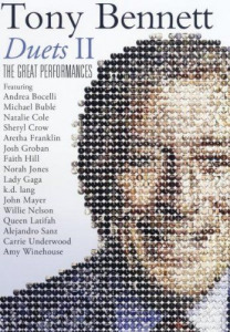 TONY BENNETT - Duetts II. Great Performances DVD